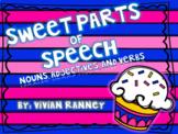 Sweet Parts of Speech