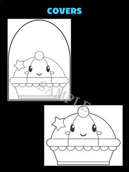 Sweet Pie - MOONJU MAKERS Printable