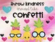 Sweet Pineapple Growth Mindset Posters