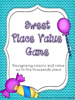Sweet Place Value Game
