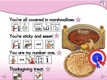 Sweet Potato Pie - Animated Step-by-Step Poem - PCS
