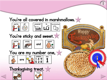 Sweet Potato Pie - Animated Step-by-Step Poem - SymbolStix