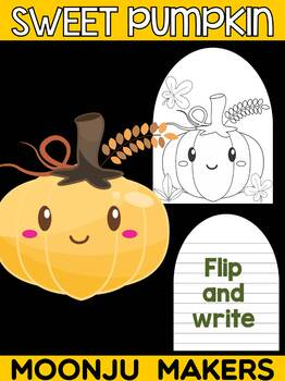 Sweet Pumpkin - MOONJU MAKERS Printable