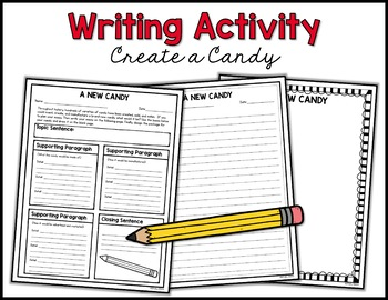 Informational Text and Writing Activity