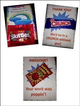 Sweet Rewards - Positive Reinforcement