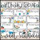 Sweet Scandinavian Birthday Board Classroom Decor