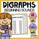 Digraphs: Beginning Digraph Sort {Ch, Sh, Th, Wh}