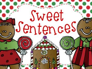 Sweet Sentence Mix-It and Fix-It