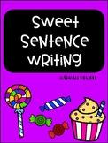 Sweet Sentence Writing