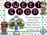 Sweet Shop Coin Math game