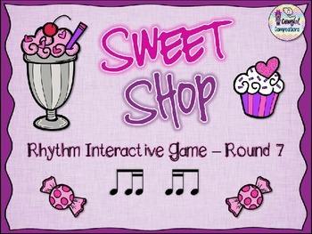 Sweet Shop - Round 7 (Ti-Tika and Tika-Ti)