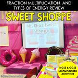 Sweet Shoppe Classroom Transformation