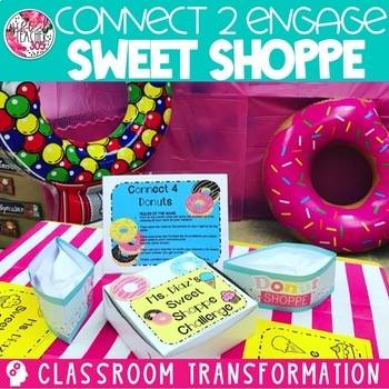 Sweet Shoppe Classroom Transformation