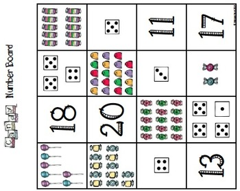 Sweet Shoppe Numeration {With a Focus on Numbers 10-20} *Aligned w/ CCSS & TEKS*