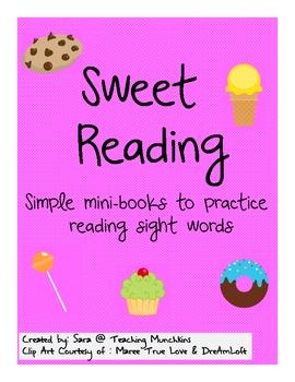 Sweet Sight Word Reading