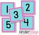 Sweet & Simple Calendar Numbers {Yearlong Set}