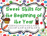 Sweet Skills for the Beginning of the Year