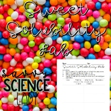 Sweet Solubility Lab Activity
