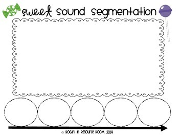 Sweet Sound Segmentation (General Template) FREE
