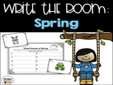 Write the Room: Sweet Sounds of Spring