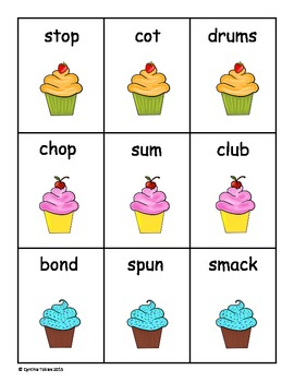 Sweet Sounds   two activities- long vowel/short vowel word sorts