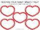 Sweet Speech Treat-Valentine's Day snack and language activity