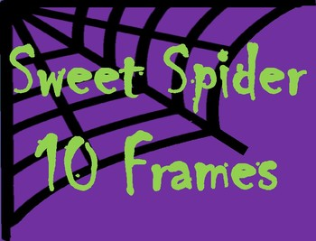 Sweet Spider 10 Frames