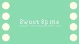 Sweet Spins Blends Practice