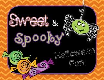Sweet & Spooky Halloween Fun {A mini bundle}