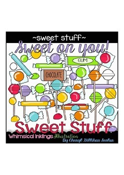 Sweet Stuff Clipart Collection~ Candy