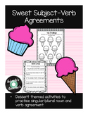 Sweet Subject-Verb Agreement