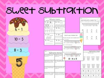Subtraction from 20 / Subtraction Practice and Games