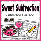 Sweet Subtraction -Subtraction Practice