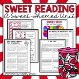 Reading Passage and Reading Activities - Candy-Themed Reading Unit