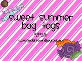 Sweet Summer Bag Tags