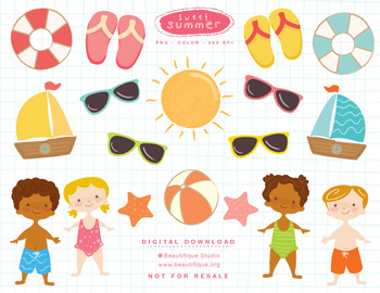 Sweet Summer - Beach Time Fun!