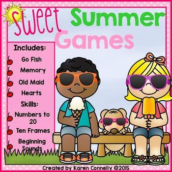 Sweet Summer Games