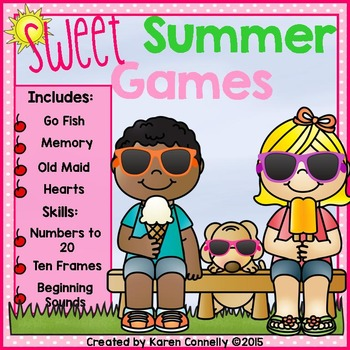 Sweet Summer Games