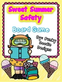 Sweet Summer Safety Board Game!