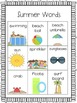 Sweet Summertime (Common Core Aligned Literacy and Math Activities)
