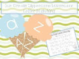 Sweet Summertime Letter Matching