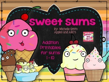 Sweet Sums: Adding With Sums to 10