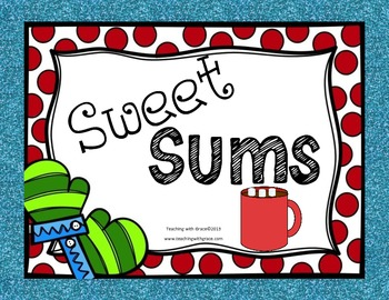 Sweet Sums: Math Combinations for Primary