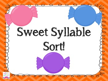 Sweet Syllable Sort!