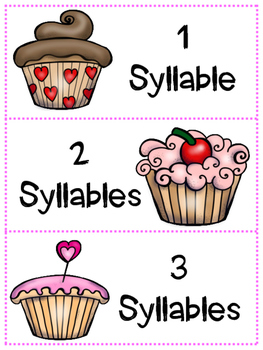 Sweet Syllables