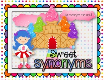 Sweet Synonyms