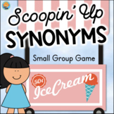 Synonyms Game Literacy Center