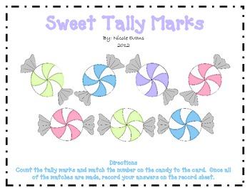 Sweet Tally Marks