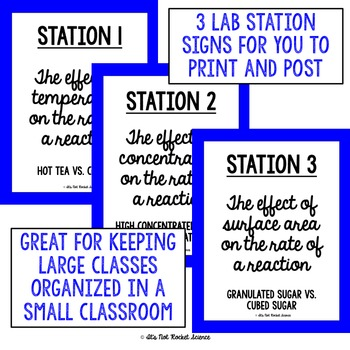 Sweet Tea Lab: An Investigation of the Rate of Chemical Reactions
