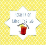 Sweet Tea Molarity Lab
